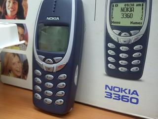 Nokia 3320 (tdma) Para Coleccionistas
