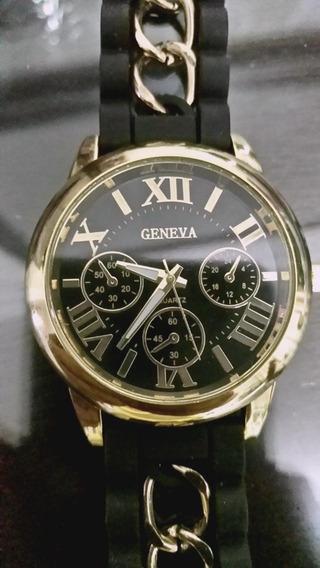 Relógio Numerais Romanos Lindo Barato
