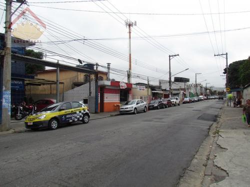 Ponto Comercial A Venda No Bairro Cidade Brasil Em Guarulhos - 615-1