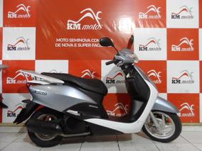 Honda Lead 110 2013 Prata