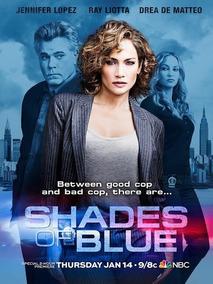 Shades Of Blue - 1ª E 2ª Temporada Completas Dubladas