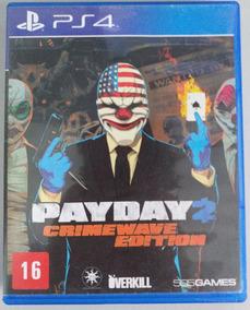 Jogo Payday 2 Para Ps4