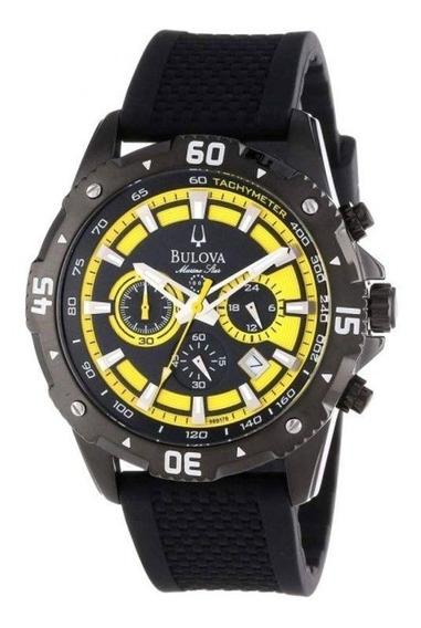 Relógio Bulova Marine Star Sport Wb31738y / 98b176