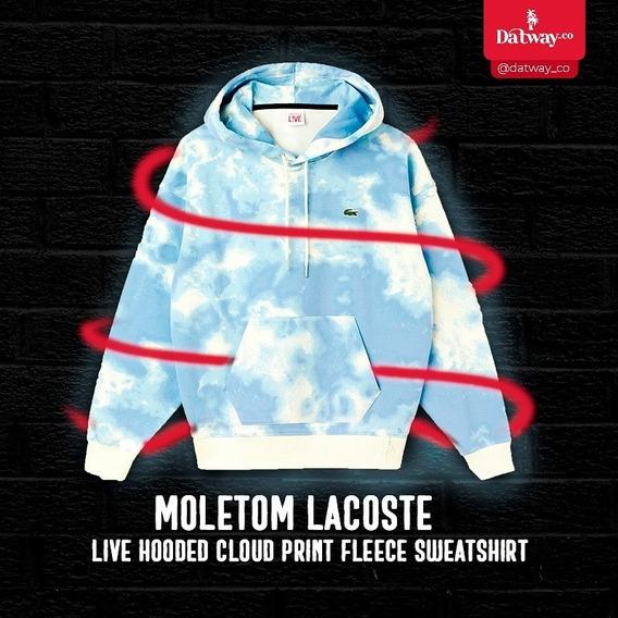 Moletom Lacoste Live [frete Grátis!!!]