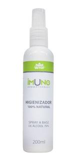 Álcool 70% Spray Higienizador Imuno Wnf Bactericida
