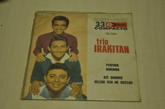 Trio Irakitan - Perfidia - Compacto No Plastico