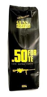 Café Gourmet Premium Extra Forte Moído Guns & Coffee 500g
