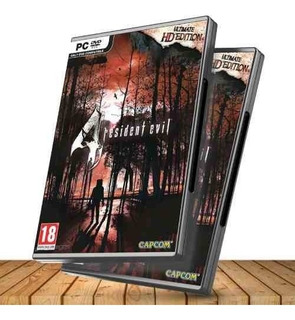 Resident Evil 4 Ultimate Hd Edition - Juegos Pc