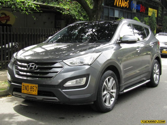 Hyundai Santa Fe Gls 2400 Cc 7 Psj