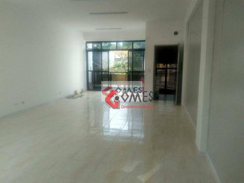 Imagem 1 de 10 de Sala Para Alugar, 60 M² Por R$ 1.700,00/mês - Jardim Do Mar - São Bernardo Do Campo/sp - Sa0388