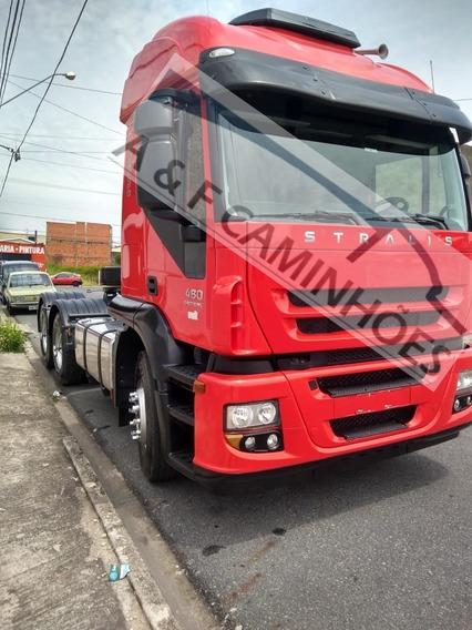 Iveco Stralis 480 2013 6x4