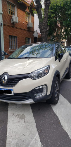 Renault Captur Intens 1.6 Cvt (automático De 6 Velocidades),