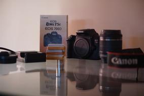Eos Rebel T5i + Lente 18-55mm