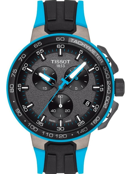 Reloj Tissot T-race Cycling Original T1114173744105