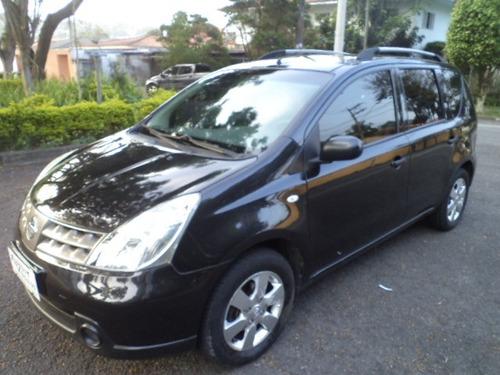 Nissan Livina 1.6 S Flex Única Dona 2011