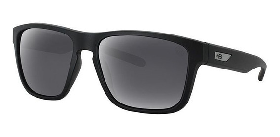 Oculos Solar Hb H Bomb Matte Black Gray 9011200100