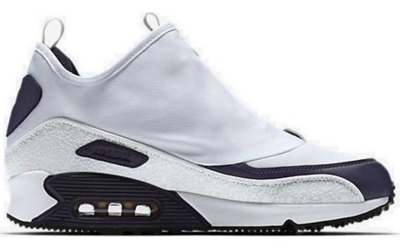 Tenis Masculino Nike Air Max 90 Branco - Original!
