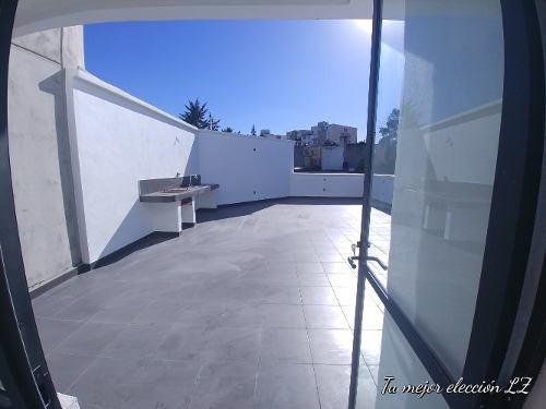 Hermoso Ph Con Roof Garden Privado