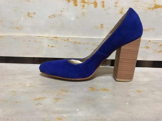 Zapatos Gamuza Nuevos