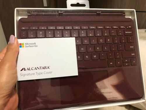 Microsoft Surface Go Alcantara Signature Type Cover