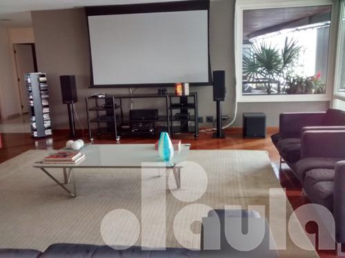 Imagem 1 de 14 de Lindo Apartamento - Alto Padrao - 356 M2  - 1033-9854