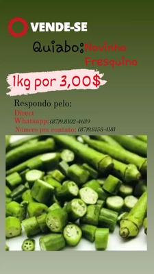 Vende-se Hortaliças Fresquinha, Novinhas Direto Da Roça.