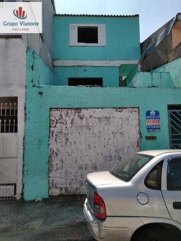 Casa A Venda No Bairro Vila Penteado Em São Paulo - Sp.  - Jv669-1
