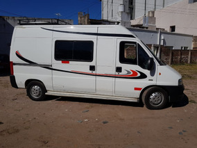 Motorhome Peugeot Boxer Impecable 2009 Motor Home