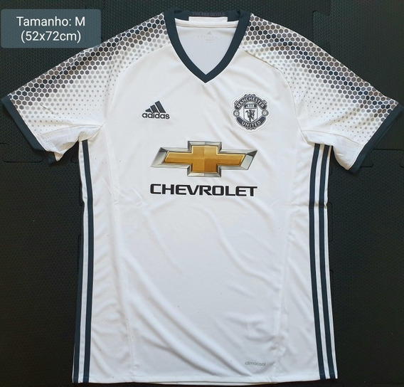 Camisa Manchester United 2016/2017 Away - M adidas Ai6690