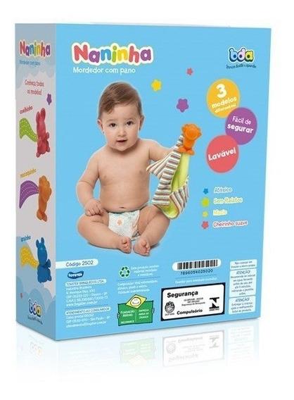 Brinquedo Com Pano Naninha - Toyster