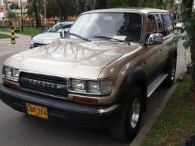 Toyota Burbuja Fj 80 L