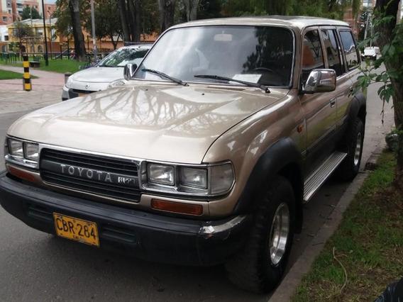 Toyota Burbuja Fj 80 L Blindaje Nivel 3