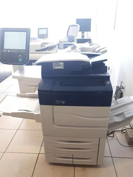 Impressora Xerox C70 Usada Revisada! Apenas 93580 Impressões