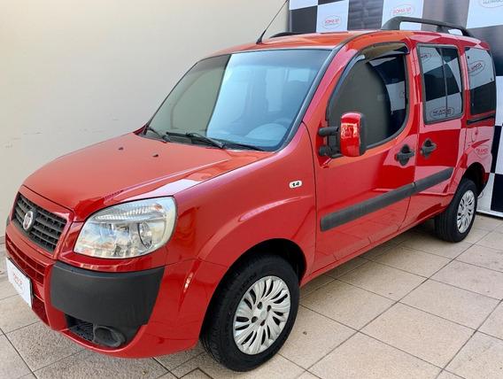 Fiat Doblò Elx 1.4 8v (flex) 2011 6 Lugares Completo