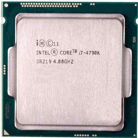 Processador Intel Core I7 4790k 4.4ghz O & M