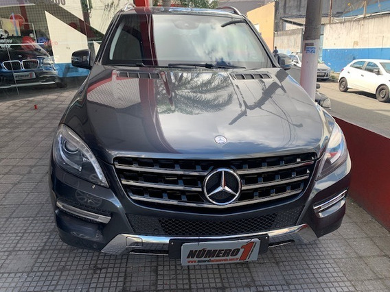 Mercedes-benz Classe Ml 2014 3.0 Bluetec 5p