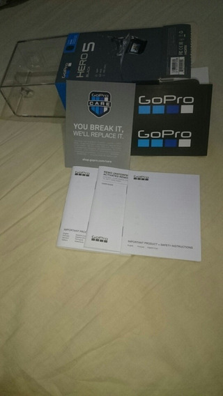 Câmera Go Pro Hero 5 Black