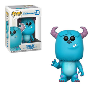 Funko Pop Sulley #385 Monster Ink Disney Regalosleon