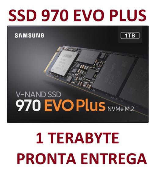 Ssd Samsung 970 Evo Plus 1tb 12xsemjuros Original Lacrado