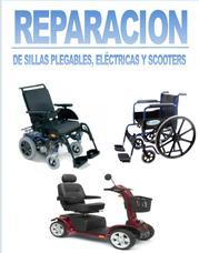 Reparación De Sillas De Ruedas Y Scooters Eléctricos.