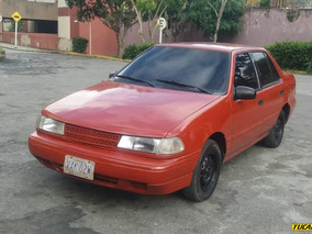 Hyundai Excel Sedan