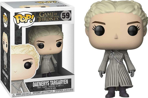 Imagen 1 de 2 de Funko Pop! Tv Game Of Thrones - Daenerys Targaryen - Funko P