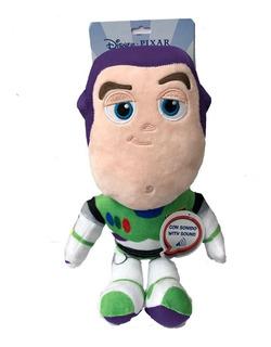Buzz Lightyear Muñeco Peluche C/sonido Toy Story 4 Original