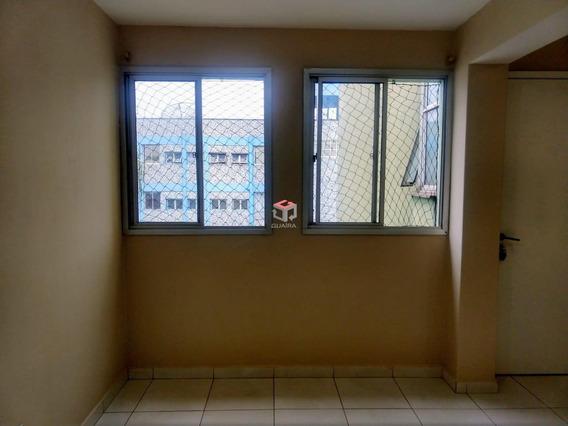 Apartamento Para Aluguel, 2 Quartos, 1 Vaga, Centro - Diadema/sp - 76210