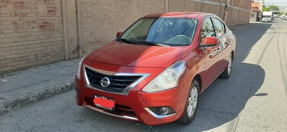 Nissan Versa 1.6 Advance 5vel Mt 2012
