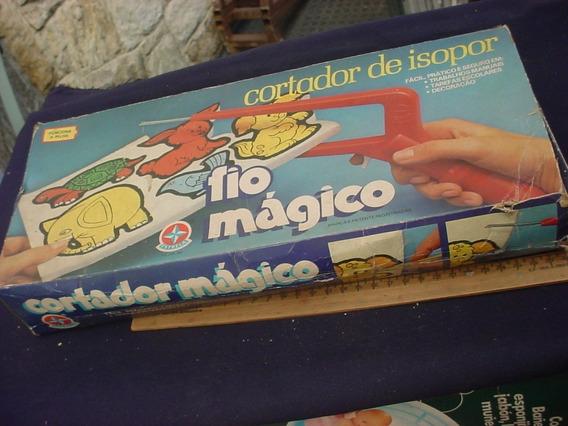 Jogo Brinquedos Estrela Fio Magico Caixa Original - Leia