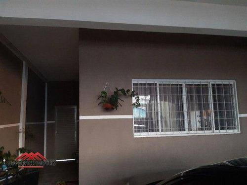 Imagem 1 de 7 de Sobrado Com 3 Dormitórios À Venda Por R$ 490.000 - Vila Tesouro - São José Dos Campos/sp - So0131