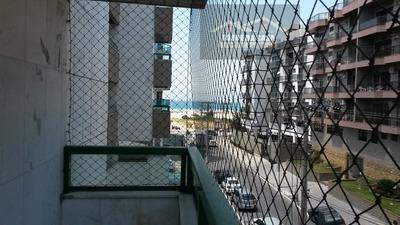 Apartamento A Venda No Bairro Algodoal Em Cabo Frio - Rj. - At 026-1