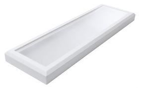 Kit 5 Luminária Led Plafon Sobrepor 34w 6000k Bivolt - Rcg