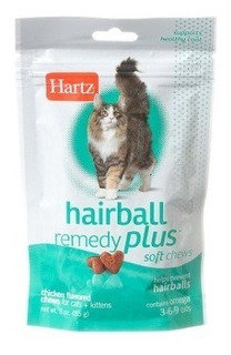 Comida (galletas) Para Gatos Hartz